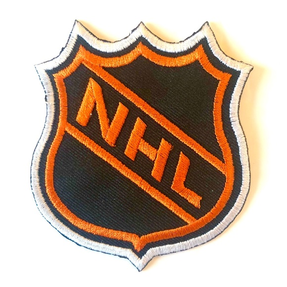 timeless design 5aaf0 20f8d NHL Patch, Iron on patches, hockey badge diy team Boutique